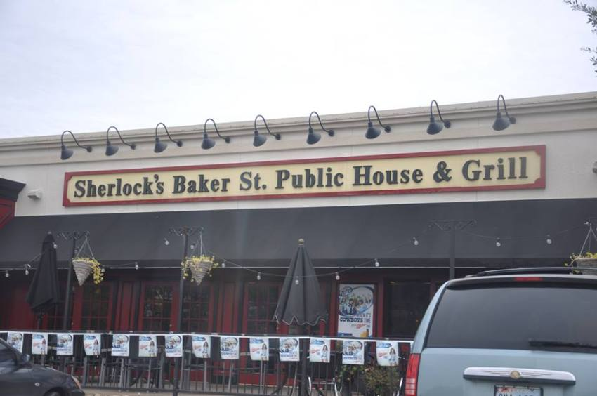 Sherlock's Baker Street Pub and Gril